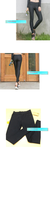 CB50018 1 CB50019 กางเกงว่ายน้ำขายาว สีดำเก๋ๆ
